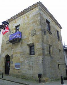Edificio Museo Plasentia de Butrón