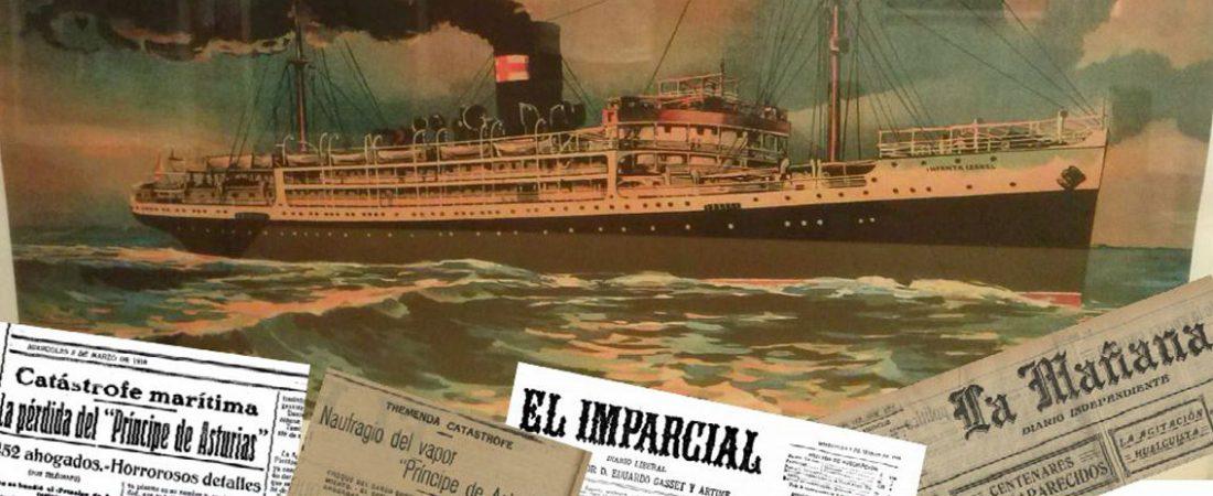 """No te pierdas nuestra exposición temporal: Plentzia y """"su Titanic"""""""