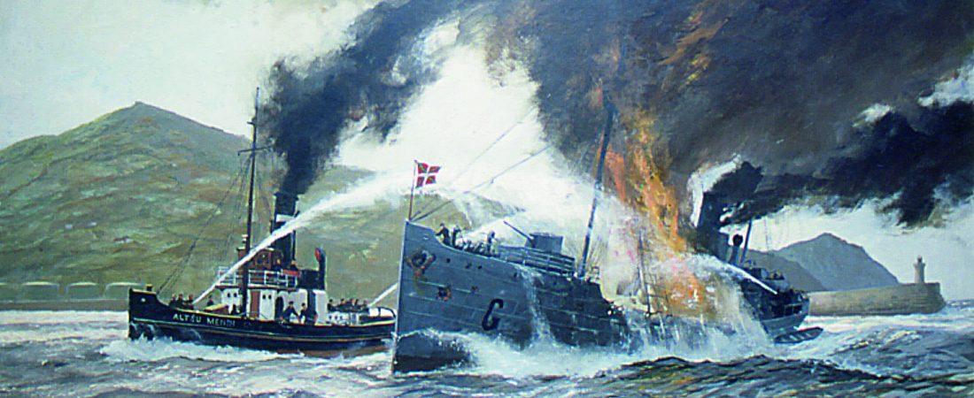 5 marzo: 80 aniversario de la batalla de Cabo Matxitxako