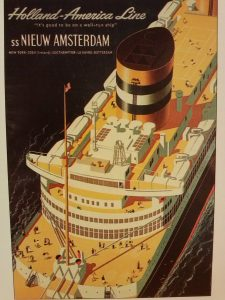 Cartel Holland America