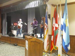 Música tradicional de Terranova