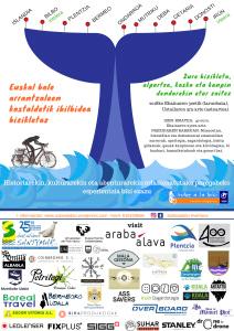 Ruta cicloturista por la costa de los balleneros vascos