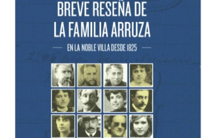 """Presentación de libros: """"Breve reseña de la familia Arruza"""" y """"Naviera Marítima del Norte"""""""