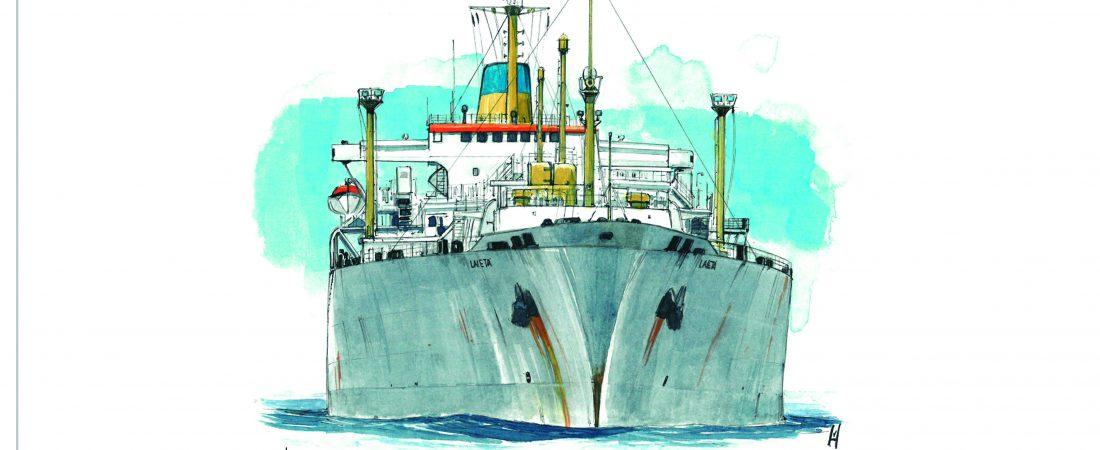 """Presentación de libro """"Naviera Marítima del Norte"""" el 31/1/19"""