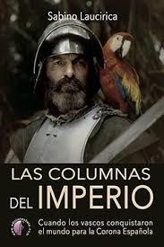 """Presentación del libro """"Las columnas del imperio"""" el 7/1/19"""