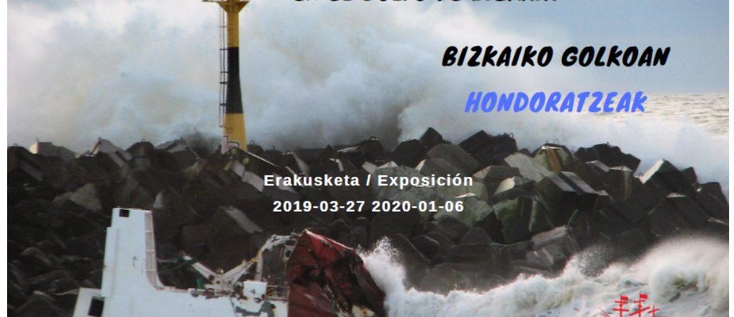 Exposición temporal 2019: Naufragios en el Golfo de Bizkaia