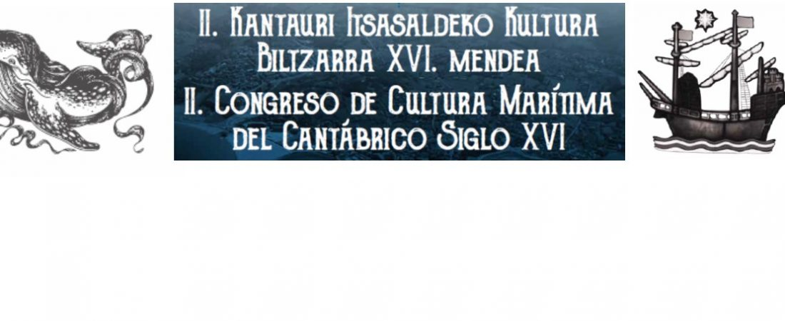 Uztailak 11, 12 eta13: Itxas kulturari buruzko hitzaldiak